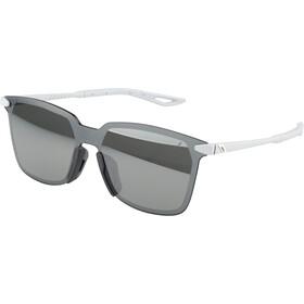 100% Legere UltraCarbon Square Bril, zwart/wit